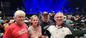 Ed S attended Brooks & Dunn Reboot 2021 Tour on Sep 16th 2021 via VetTix