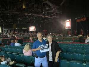 Jim in PA attended Brooks & Dunn Reboot 2021 Tour on Sep 16th 2021 via VetTix