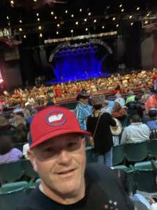 Mark M attended Brooks & Dunn Reboot 2021 Tour on Sep 16th 2021 via VetTix