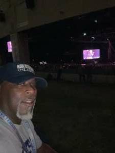 DJ Steele attended Brooks & Dunn Reboot 2021 Tour on Sep 16th 2021 via VetTix