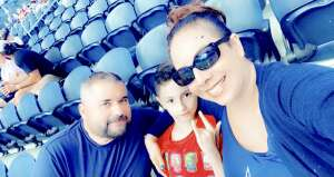 Mauricio Trigueros attended Allstate Kickoff Classic - Stanford Cardinals vs. Kansas State Wildcats - NCAA Football on Sep 4th 2021 via VetTix