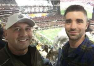 Bobby attended Allstate Kickoff Classic - Stanford Cardinals vs. Kansas State Wildcats - NCAA Football on Sep 4th 2021 via VetTix