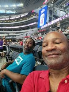 DB294 attended Allstate Kickoff Classic - Stanford Cardinals vs. Kansas State Wildcats - NCAA Football on Sep 4th 2021 via VetTix