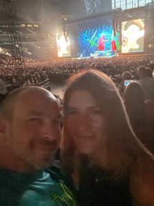 Mike attended Guns N' Roses 2021 Tour on Sep 8th 2021 via VetTix