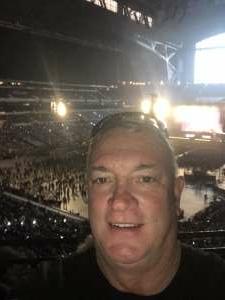 Rick c attended Guns N' Roses 2021 Tour on Sep 8th 2021 via VetTix