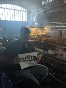 Awesome show attended Guns N' Roses 2021 Tour on Sep 8th 2021 via VetTix