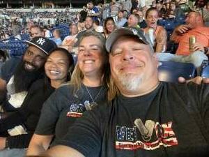 Jennifer B attended Guns N' Roses 2021 Tour on Sep 8th 2021 via VetTix