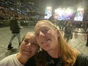 Kelly attended Guns N' Roses 2021 Tour on Sep 8th 2021 via VetTix
