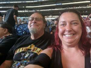 Kenneth. W. attended Guns N' Roses 2021 Tour on Sep 8th 2021 via VetTix
