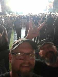 Jason attended Guns N' Roses 2021 Tour on Sep 8th 2021 via VetTix