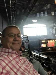 Allen attended Guns N' Roses 2021 Tour on Sep 8th 2021 via VetTix