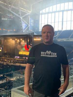 Derrek Patton attended Guns N' Roses 2021 Tour on Sep 8th 2021 via VetTix