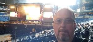 Denny attended Guns N' Roses 2021 Tour on Sep 8th 2021 via VetTix