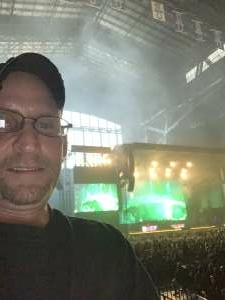 Bart Cason attended Guns N' Roses 2021 Tour on Sep 8th 2021 via VetTix