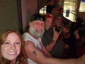 J Coffey attended Guns N' Roses 2021 Tour on Sep 8th 2021 via VetTix