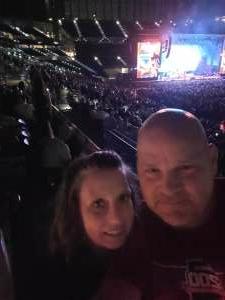 Donavan attended Guns N' Roses 2021 Tour on Sep 8th 2021 via VetTix