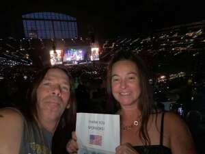 Angela Vanetten attended Guns N' Roses 2021 Tour on Sep 8th 2021 via VetTix