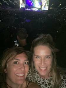 SMSgt Gonzales attended Guns N' Roses 2021 Tour on Sep 8th 2021 via VetTix