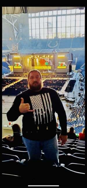 MarineGuyAaron attended Guns N' Roses 2021 Tour on Sep 8th 2021 via VetTix