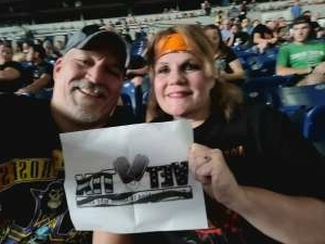 Jerry D attended Guns N' Roses 2021 Tour on Sep 8th 2021 via VetTix