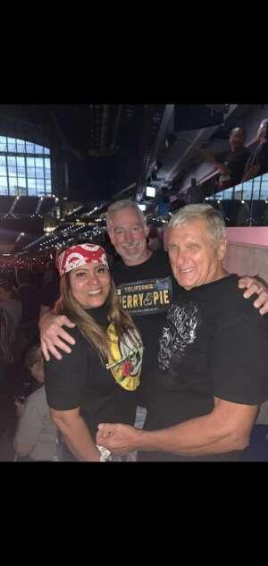 Ron attended Guns N' Roses 2021 Tour on Sep 8th 2021 via VetTix