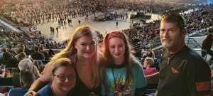 Jt Harrell attended Guns N' Roses 2021 Tour on Sep 8th 2021 via VetTix