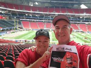Click To Read More Feedback from Chick-fil-a Kickoff Game - Louisville Cardinals vs. Ole Miss Rebels - NCAA Football