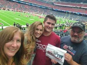 Click To Read More Feedback from 2021 Texas Kickoff - Texas Tech Red Raiders vs. University of Houston Cougars - NCAA Football