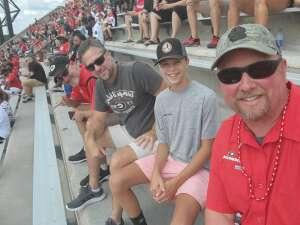Danny Bradberry  attended University of Georgia Bulldogs vs. University of Alabama at Birmingham Blazers - NCAA Football on Sep 11th 2021 via VetTix