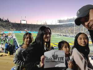 Click To Read More Feedback from Cal Golden Bears vs. Nevada