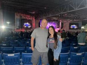 Anthony attended The Black Crowes Present: Shake Your Money Maker on Sep 10th 2021 via VetTix