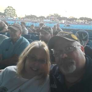 Troy attended The Black Crowes Present: Shake Your Money Maker on Sep 10th 2021 via VetTix