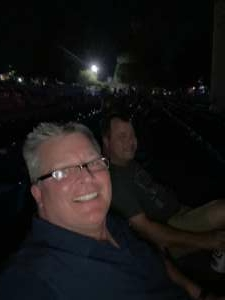 Rob Moore attended The Black Crowes Present: Shake Your Money Maker on Sep 10th 2021 via VetTix