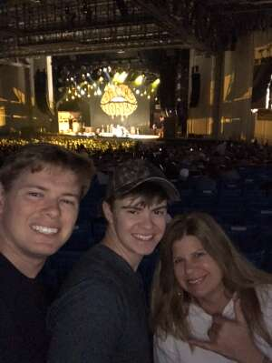 Sharon  attended The Black Crowes Present: Shake Your Money Maker on Sep 10th 2021 via VetTix