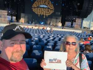 Sgt Joel Chue attended The Black Crowes Present: Shake Your Money Maker on Sep 10th 2021 via VetTix