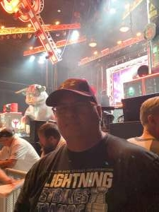 Scott C. attended Judas Priest: 50 Heavy Metal Years on Sep 9th 2021 via VetTix
