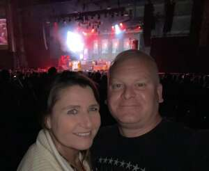 Geno Schlais attended Judas Priest: 50 Heavy Metal Years on Sep 9th 2021 via VetTix