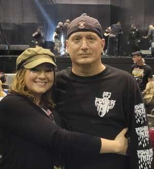 Jeremy  attended Judas Priest: 50 Heavy Metal Years on Sep 9th 2021 via VetTix