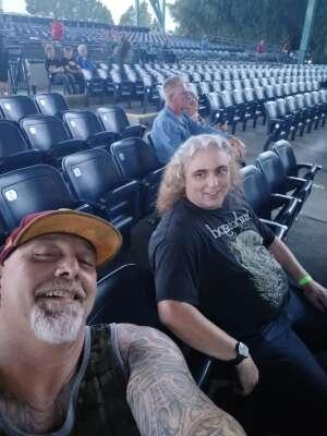 Robert attended Judas Priest: 50 Heavy Metal Years on Sep 9th 2021 via VetTix