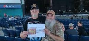 Mike B attended Judas Priest: 50 Heavy Metal Years on Sep 9th 2021 via VetTix