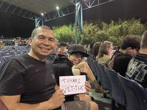 Jose Amaya attended Judas Priest: 50 Heavy Metal Years on Sep 9th 2021 via VetTix