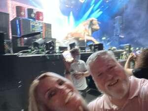 Barry attended Judas Priest: 50 Heavy Metal Years on Sep 9th 2021 via VetTix