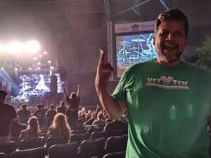 Rod attended Judas Priest: 50 Heavy Metal Years on Sep 9th 2021 via VetTix