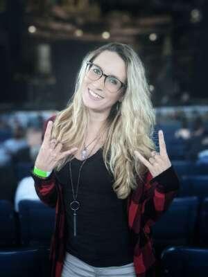 Alice attended Judas Priest: 50 Heavy Metal Years on Sep 9th 2021 via VetTix