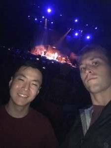 Wyatt attended Judas Priest: 50 Heavy Metal Years on Sep 9th 2021 via VetTix