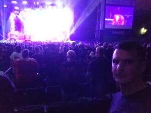 Brad attended Judas Priest: 50 Heavy Metal Years on Sep 9th 2021 via VetTix