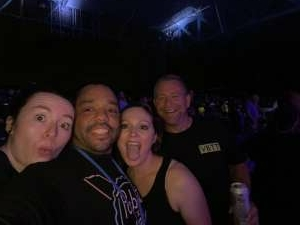 Keith attended Judas Priest: 50 Heavy Metal Years on Sep 9th 2021 via VetTix