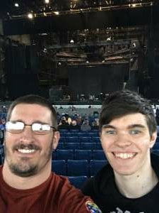 Chip attended Judas Priest: 50 Heavy Metal Years on Sep 9th 2021 via VetTix