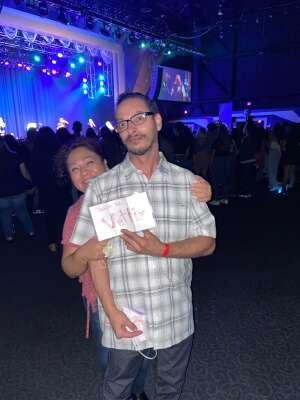 Joselito attended Cnco on Sep 5th 2021 via VetTix