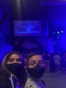 Dinora attended Cnco on Sep 5th 2021 via VetTix